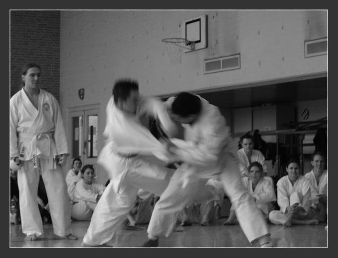 Modernes Sport Karate