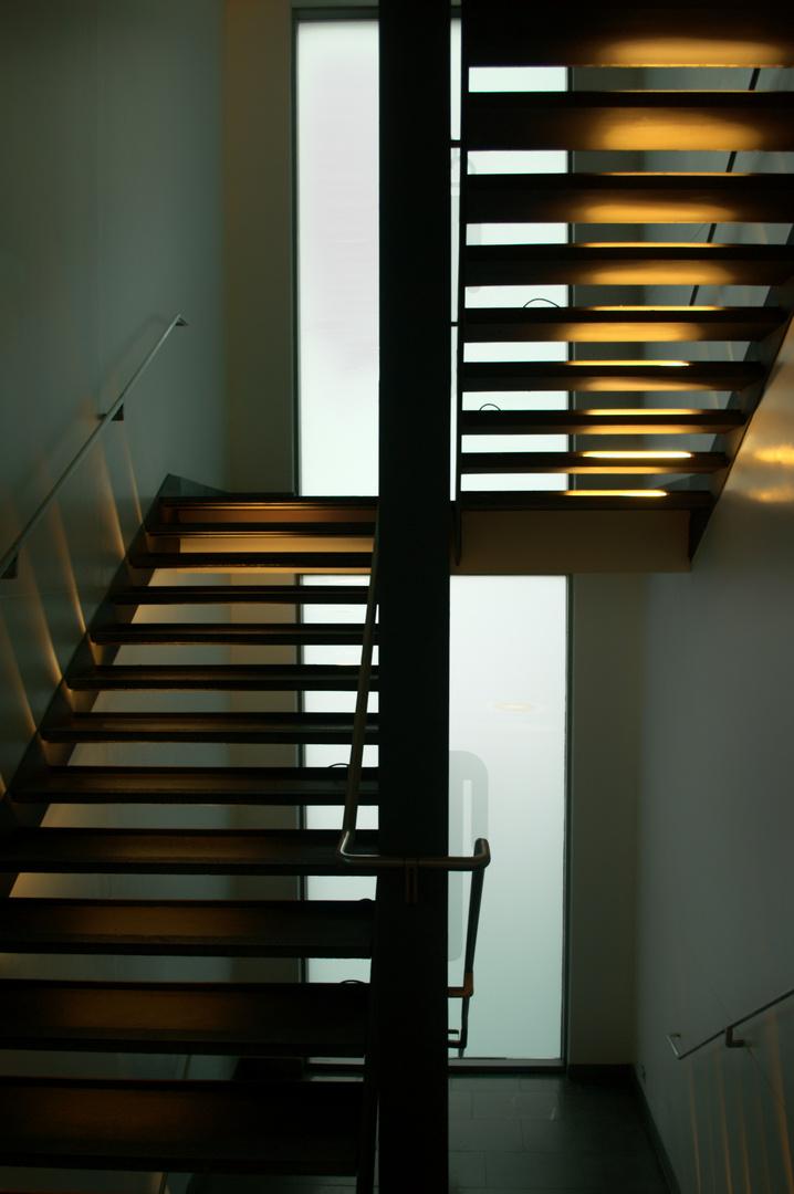 Modernes Treppenhaus Foto Bild Architektur Treppen Und