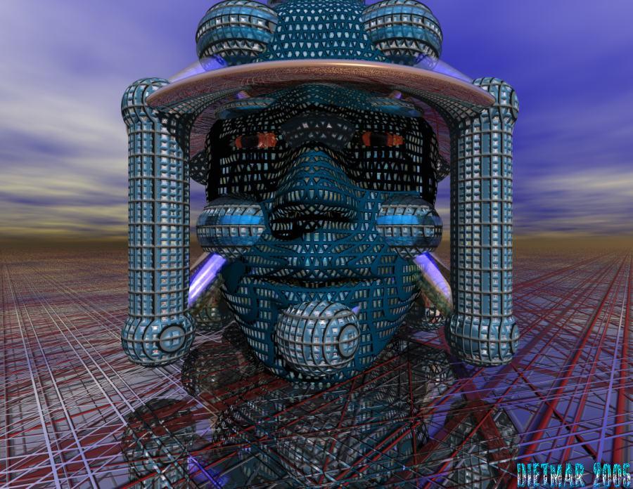 Modernes wohnen und arbeiten direkt am Datenhighway ;-)