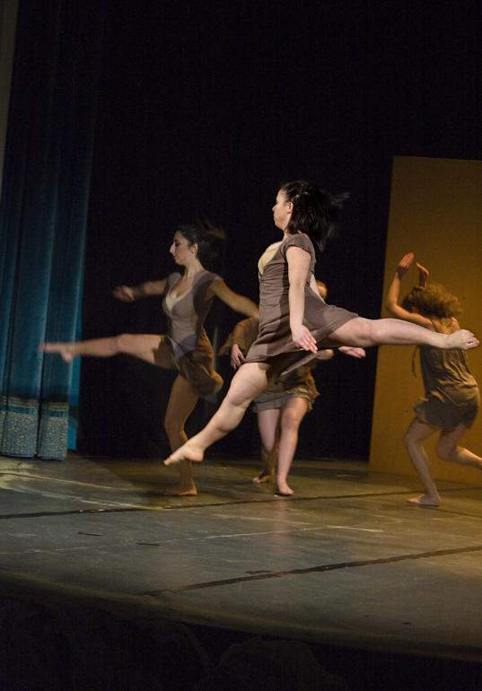 moderno balletto