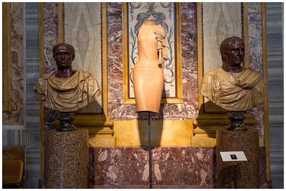 Modische Cäsaren - Villa Borghese in Rom