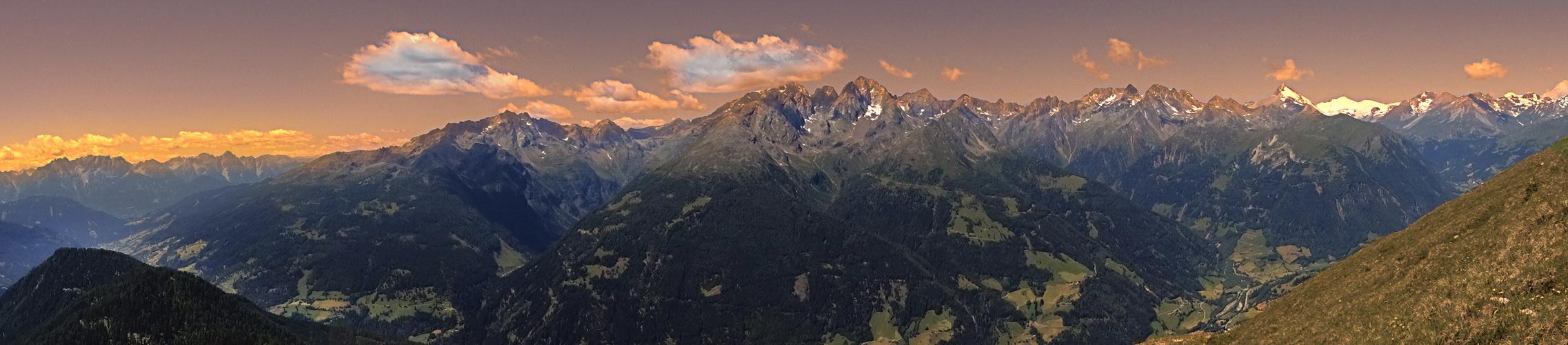 Mölltal Panorama
