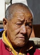 Mönch in Ladakh 1