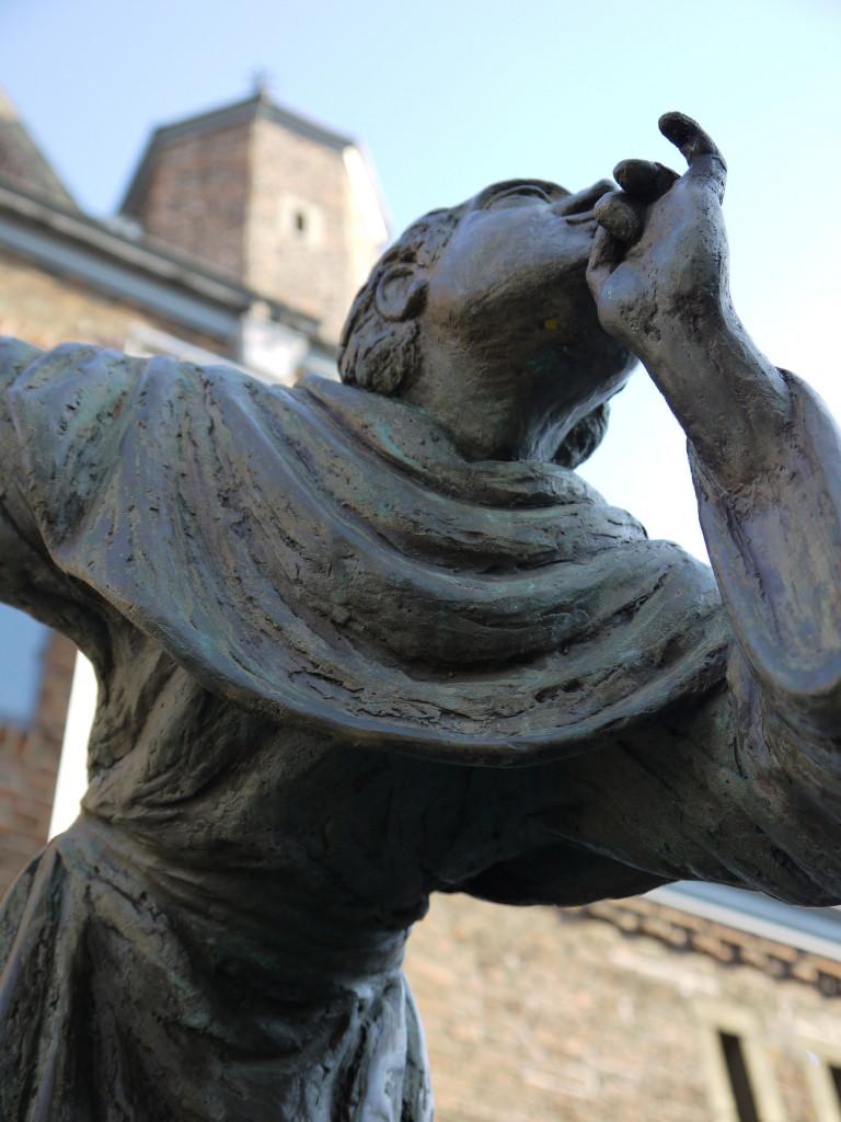 Mönch in Venlo