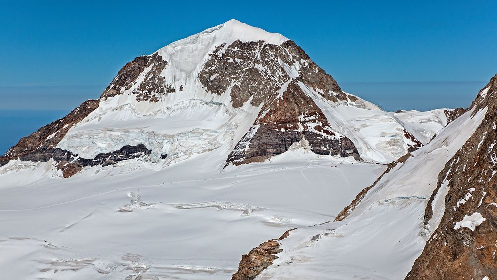 MÖNCH - Runway zur Mönchsjochhütte