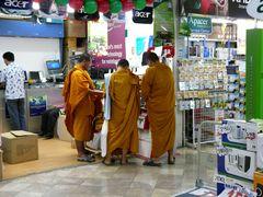 Mönche in der Moderne