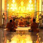 Mönche in Thailand (Bangkok)