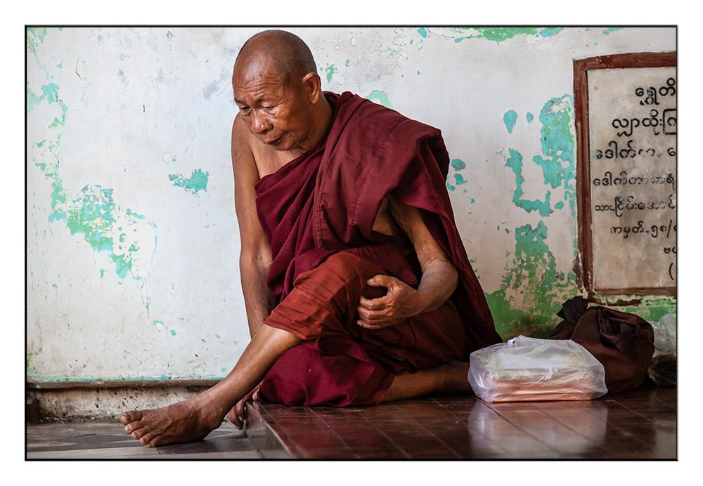 Mönche - Macht in Myanmar