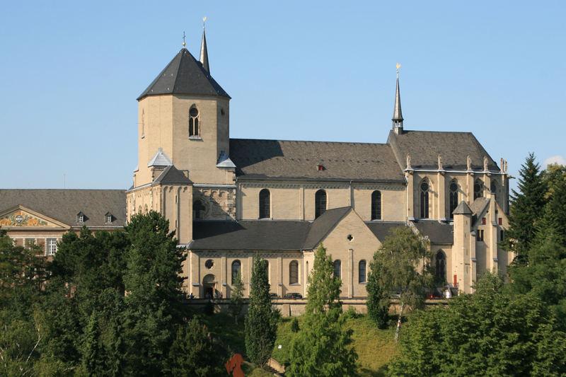 Mönchengladbach Münsterkirche