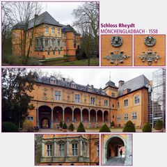 Mönchengladbach · Schloss Rheydt