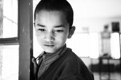 Mönchschüler in Ladakh II