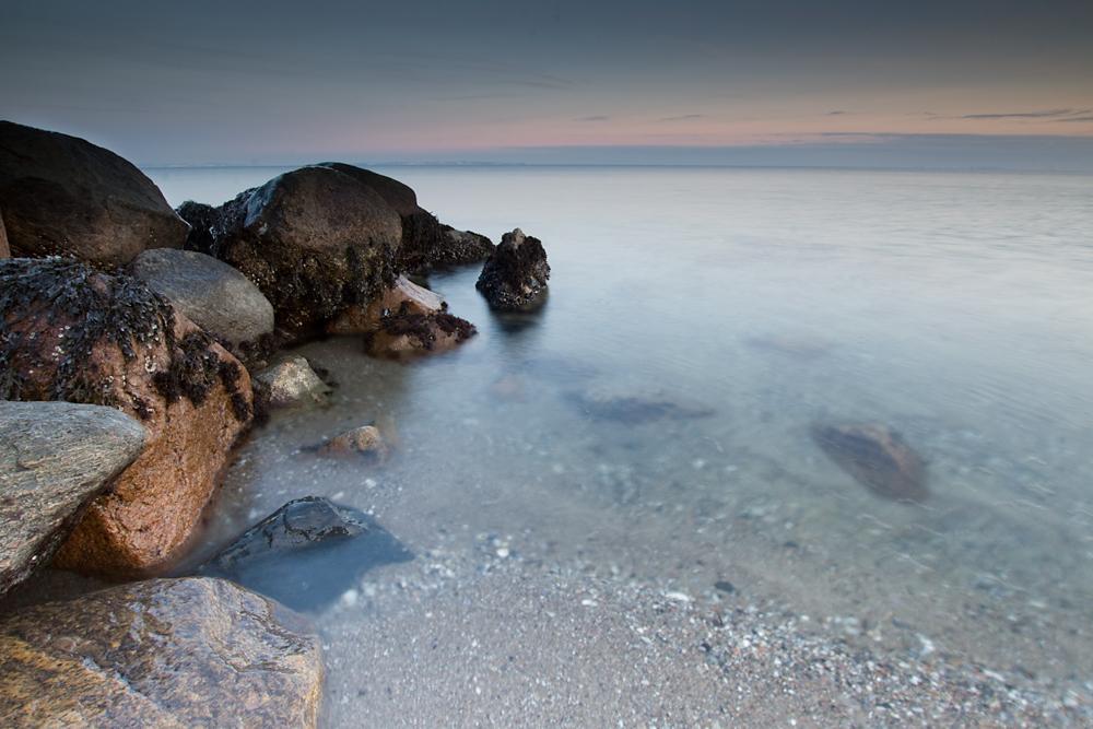Moesgaard Strand in Aarhus, Dänemark (Nr.2)