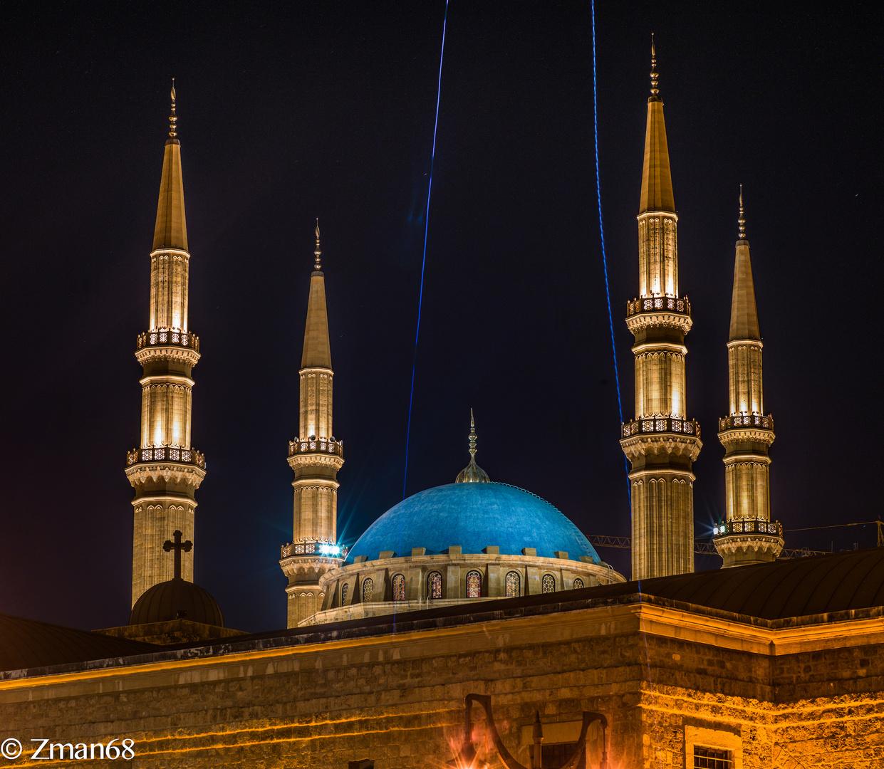 Mohamed Alamine Mosque in Beirut 02
