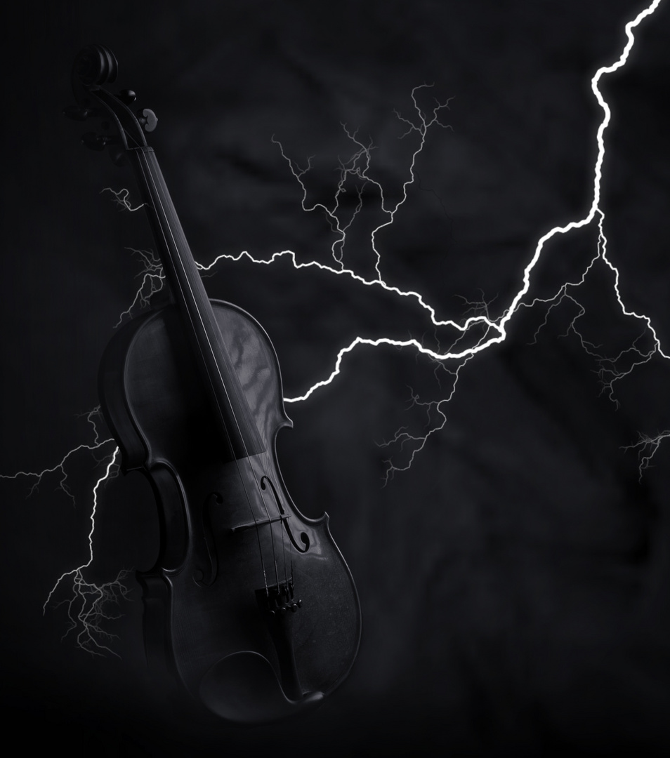 Moi elektrisch Geig