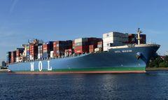 MOL Maxim -  Containerschiff