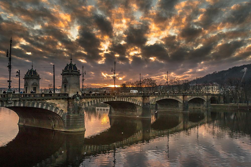 Moldau:Brücke