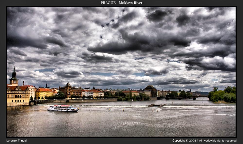 Moldava River