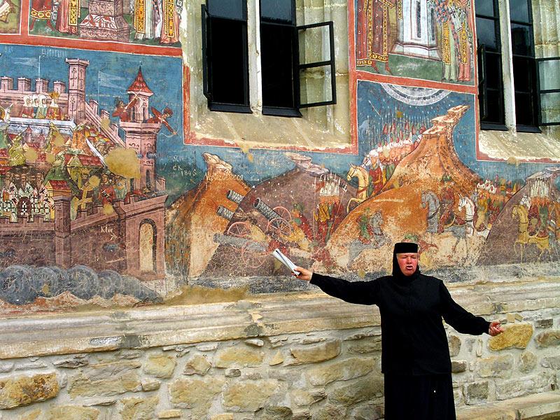 Moldovitsa Monastery (2)