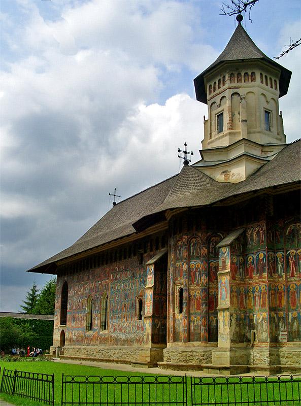 Moldovitsa Monastery