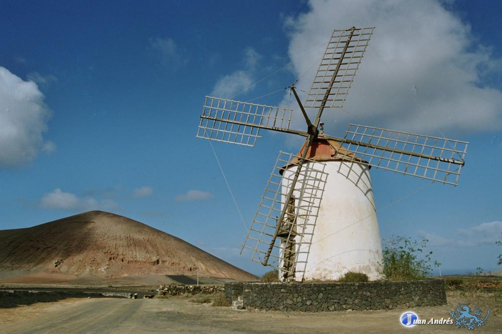 Molino de Lanzarote