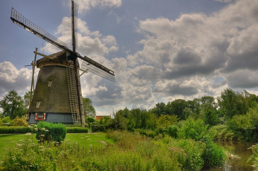 Molino holandes