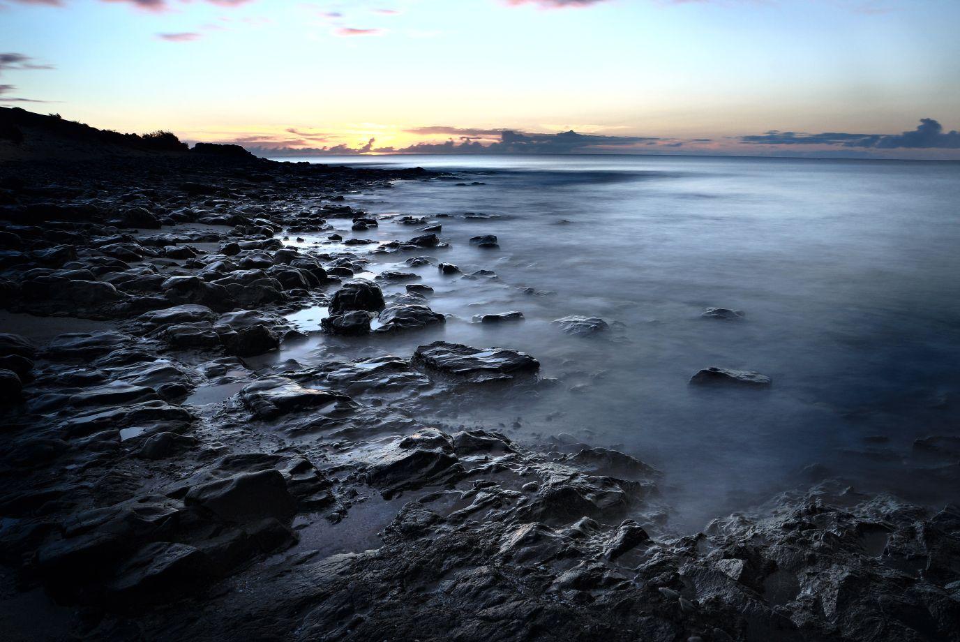 Molten Silver Beach @ Fuerte Ventura