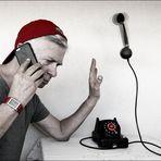 Moment bitte, der Grufti ruft schon wieder an!