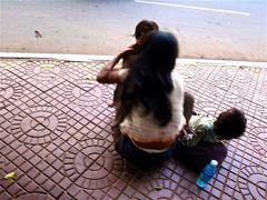 momentaufnahme, das was keiner sehen will, phnom penh, cambodia 2010