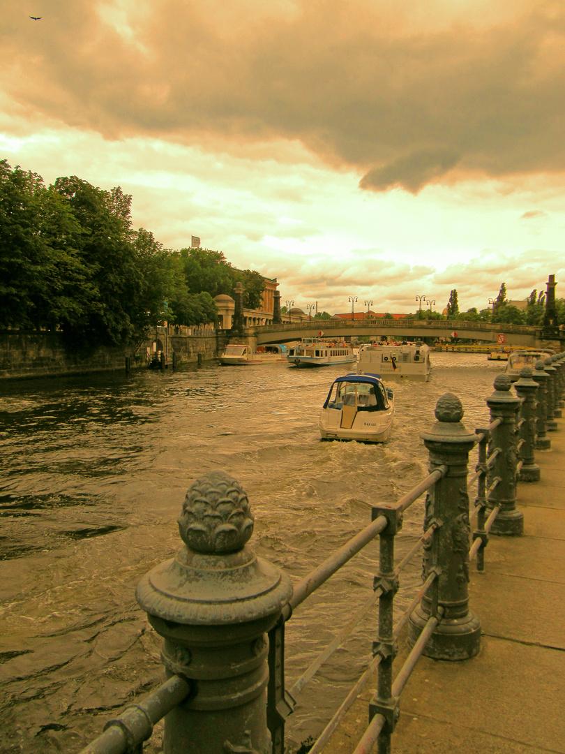 Momente am Fluss