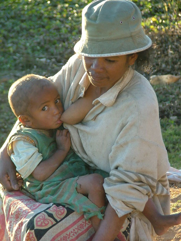 Momenti quotidiani -Madagascar