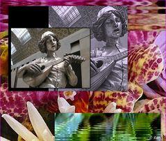 Mon musée imaginaire : Le ménestrel florentin (XVe s.)... # 2