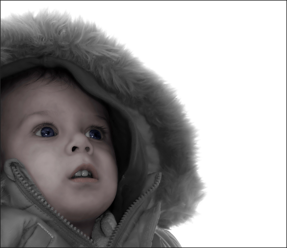 """""""Mon petit Eskimo"""" :-)"""
