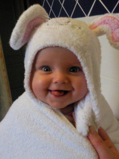 Mon petit lapin