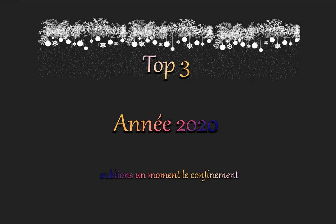 MON TOP 3 2020