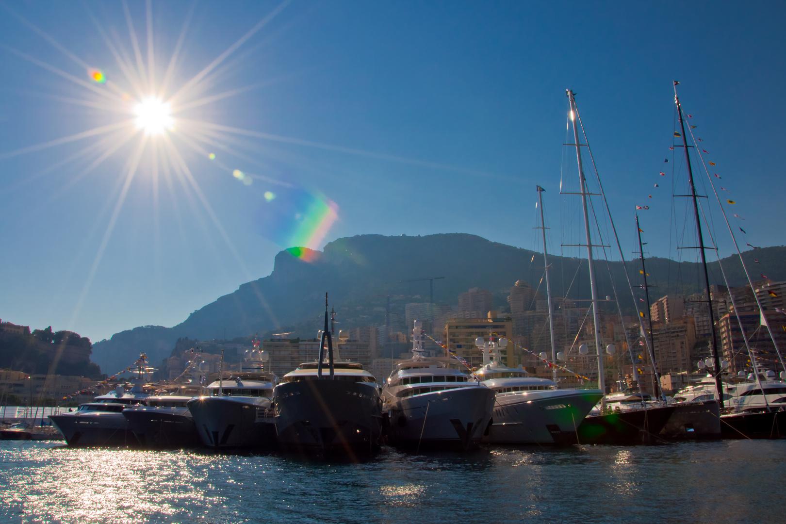 Monaco Boat Show 2010