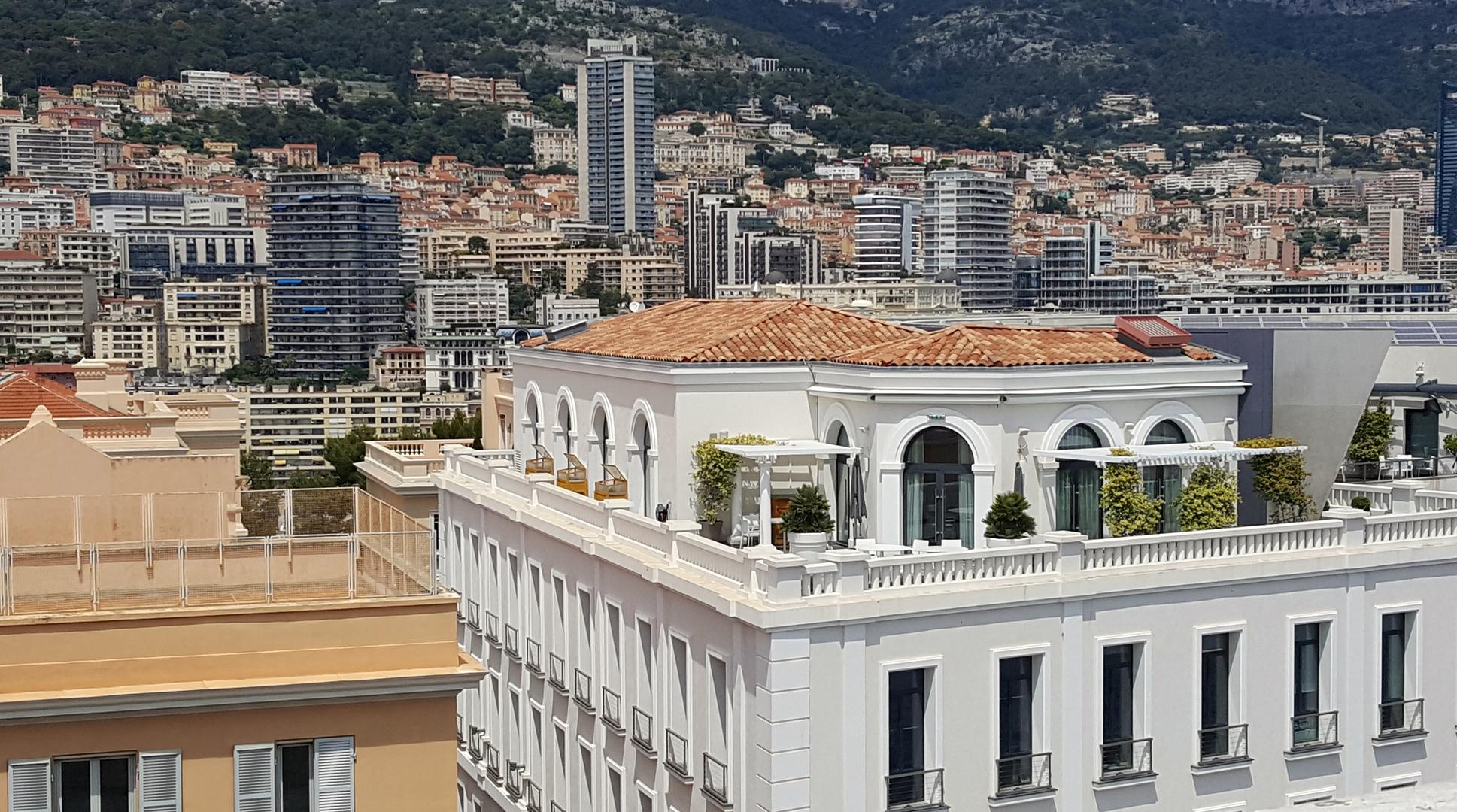 Monaco im Mai