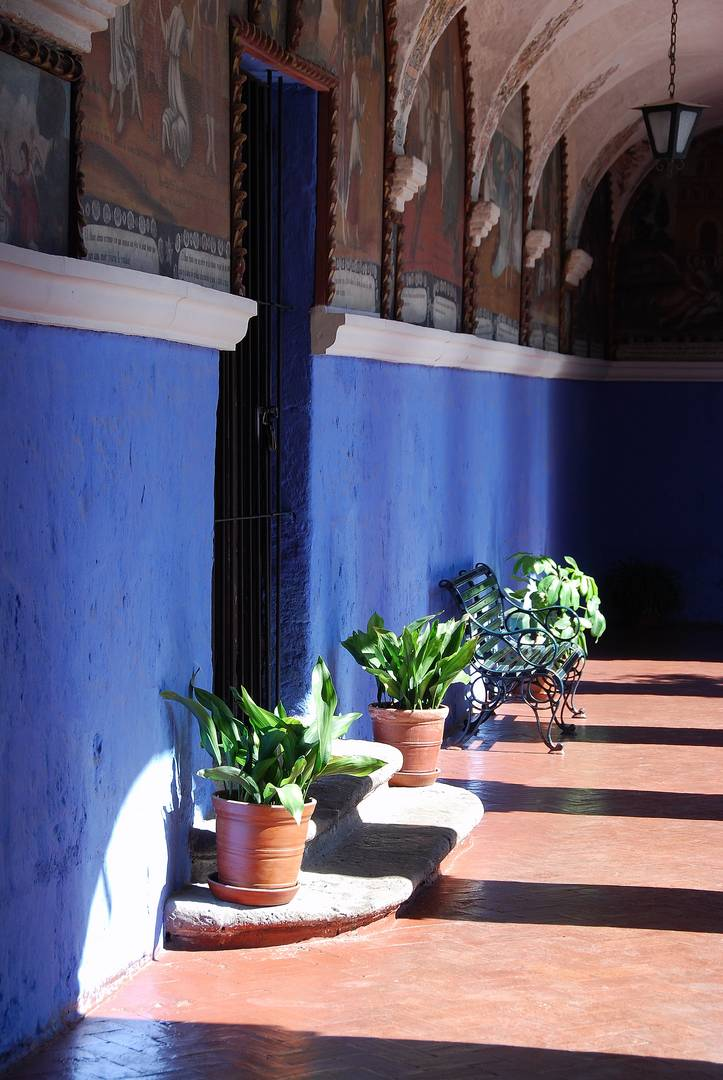 Monastère de Santa Catalina - Arequipa