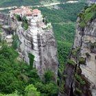 Monastère des Météores - Grèce