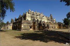 Monastère Maha Aungmyay Bonzan