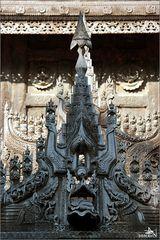 Monastère Shwe Nandaw Kyaung