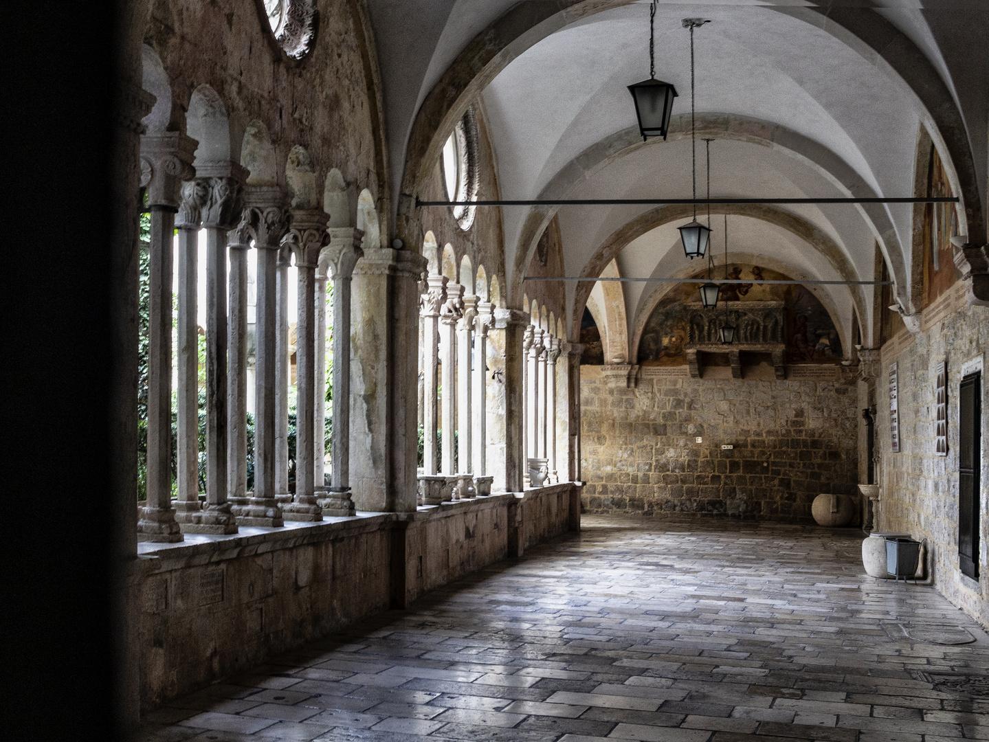 Monasterio de los Franciscanos - Dubrovnik