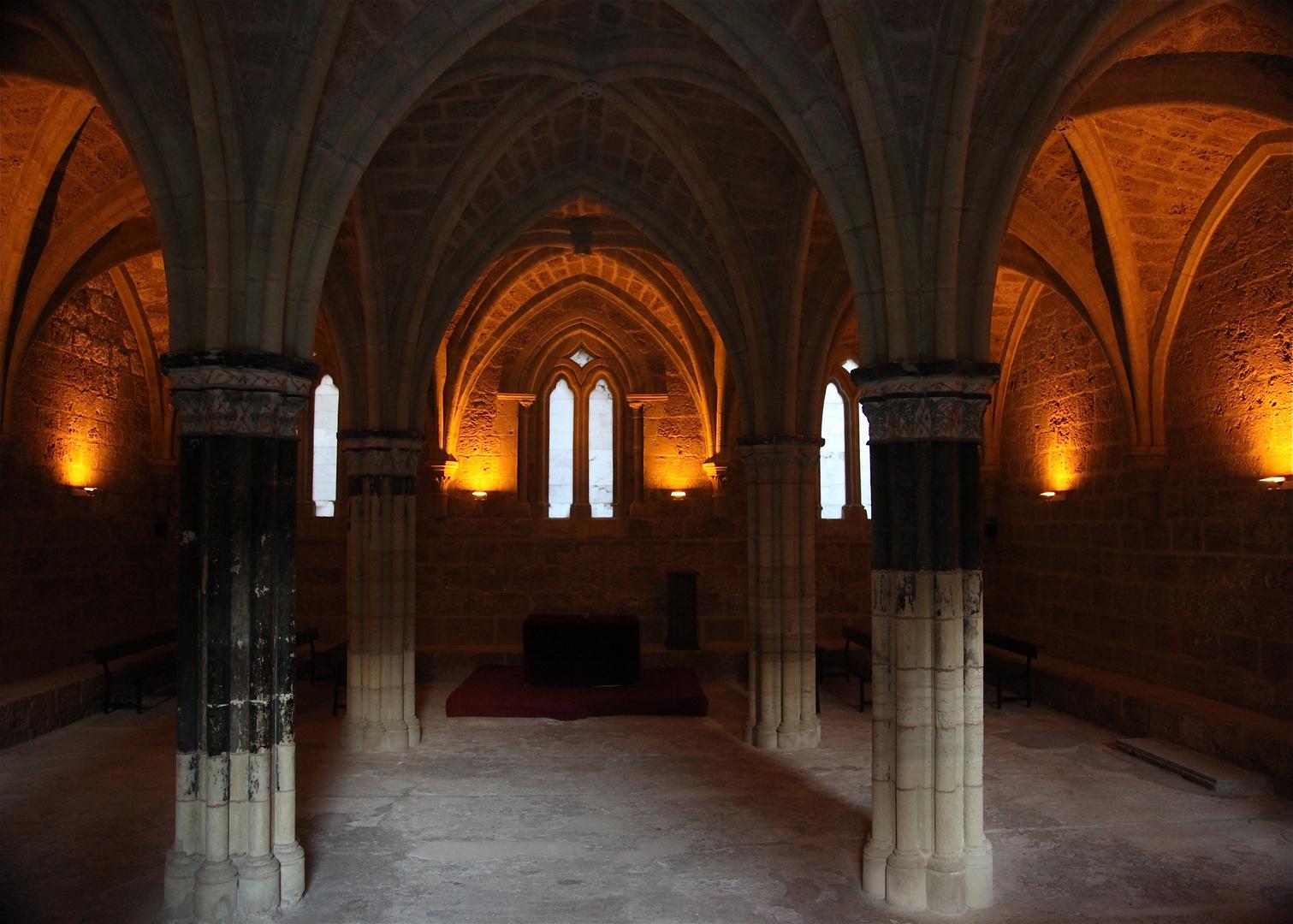 Monasterio de Piedra I