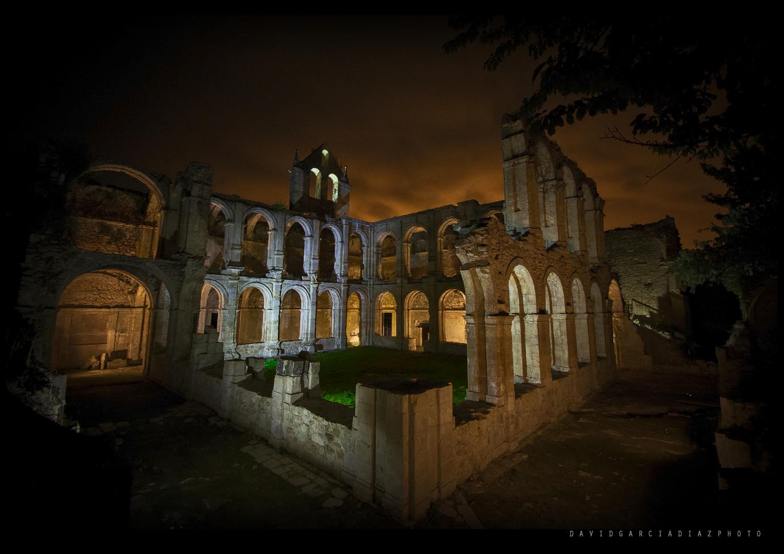 Monasterio de Rio Seco en Burgos