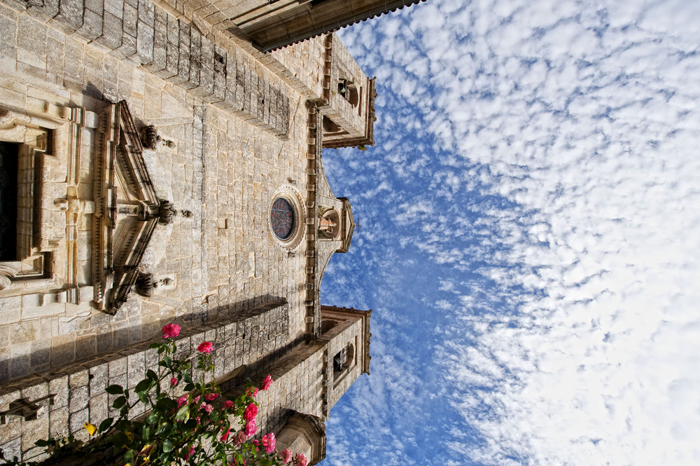 Monasterio de San Estevo (Orense)