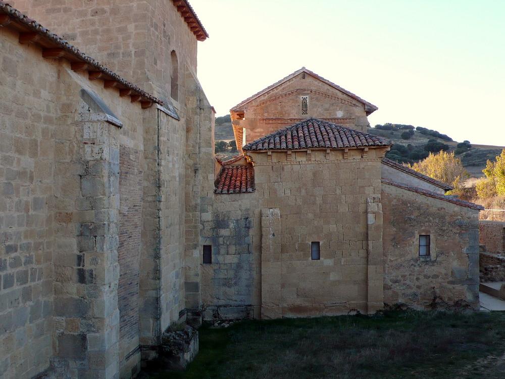 Monasterio de San Miguel de Escalada, ábside