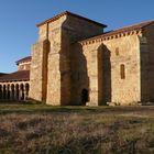 Monasterio de San Miguel de Escalada, iglesia.