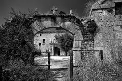 Monasterio de San Pedro de Arlanza en ruinas