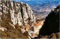 Monasterio di Monserrat.