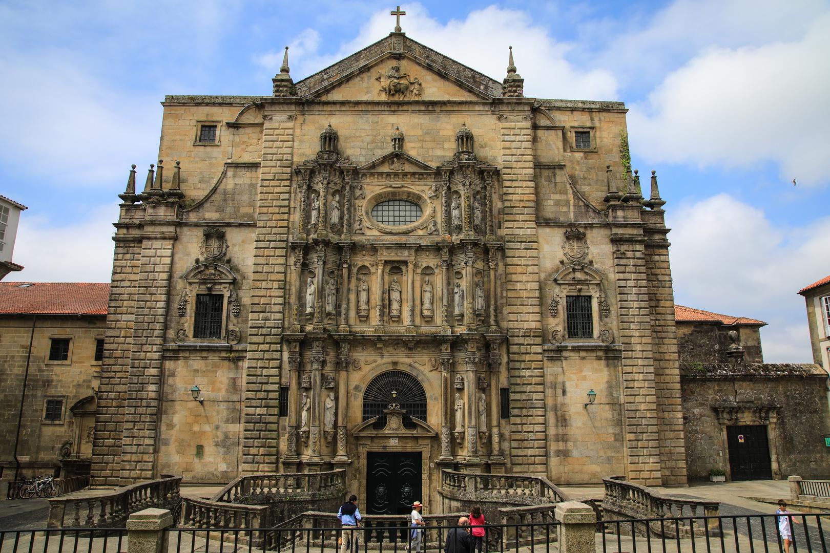 Monasterio in Santiago de Compostela