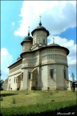 Monastero di Cetatuia.